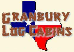 Grabury Log Cabins Guest House is an 1867 historical dog trot log house only 10 minutes away from Granbury's Historical Square.